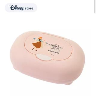 ディズニー(Disney)のディズニーストア シンデレラ ウェットティッシュケース(ベビーおしりふき)