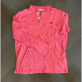 カンタベリー(CANTERBURY)の【canterbury 】ロングTシャツ(Tシャツ/カットソー(七分/長袖))