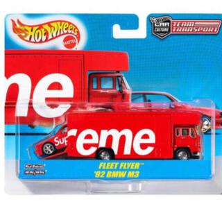 シュプリーム(Supreme)の新品 Supreme Hot Wheels FleetFlyer BMW(ミニカー)