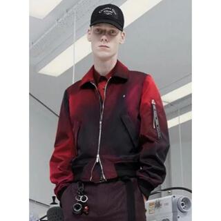 DIOR HOMME - Dior homme 18aw ボンバージャケットメンズ