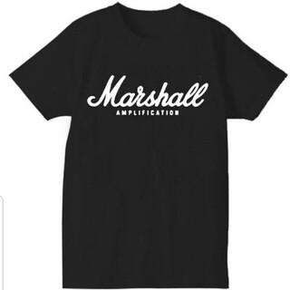 新品 Marshall マーシャル Tシャツ 半袖 XLサイズ 男女兼用(ギターアンプ)