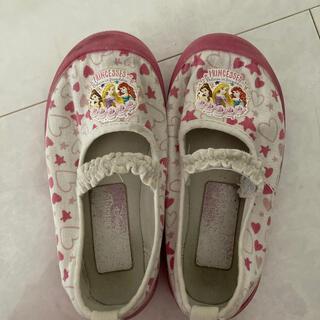 ディズニー(Disney)の上靴 上履き シューズ 16cm(スクールシューズ/上履き)