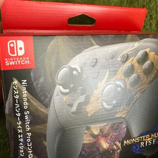 ニンテンドースイッチ(Nintendo Switch)のNintendo Switch モンスターハンターライズ プロコン(その他)