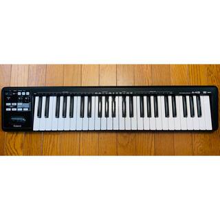 ローランド(Roland)のROLAND(ローランド) A-49-BK【MIDIキーボード】(MIDIコントローラー)