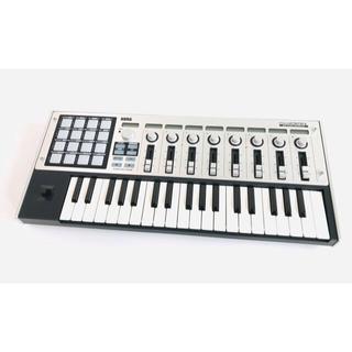 コルグ(KORG)の☆美品☆ KORGコルグ MC-1 microKONTROL MIDIキーボード(MIDIコントローラー)