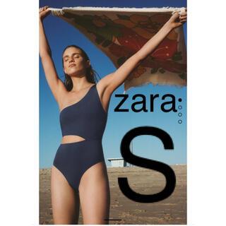ザラ(ZARA)のZARA カットアウトスイムウェア S(水着)