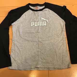プーマ(PUMA)のプーマ 長袖 Tシャツ M レディース(Tシャツ(長袖/七分))