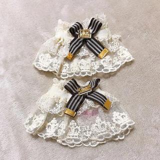 アンジェリックプリティー(Angelic Pretty)のAngelic Pretty チェスチョコレートシリーズのお袖とめ アイボリー(その他)