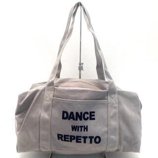 レペット(repetto)のレペット ショルダーバッグ - キャンバス(ショルダーバッグ)