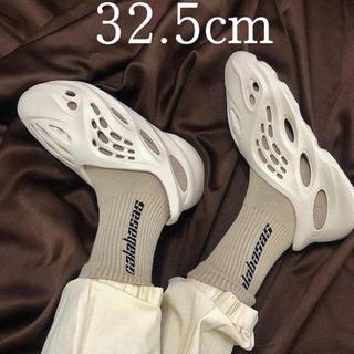 アディダス(adidas)のyeezy foam runner sand 32.5cm(スニーカー)
