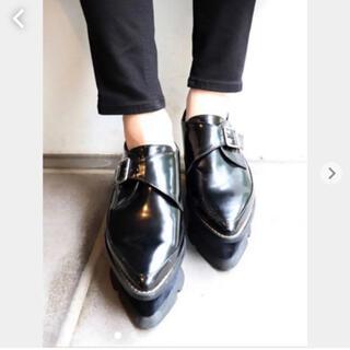 ムルーア(MURUA)のムルーア ローファー 厚底(ローファー/革靴)