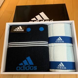 アディダス(adidas)のadidas ギフトタオルセット(タオル/バス用品)