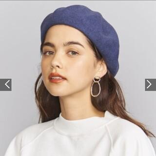 ビューティアンドユースユナイテッドアローズ(BEAUTY&YOUTH UNITED ARROWS)のビューティ&ユース ユナイテッドアローズ (BEAUTY&YOUTH)ベレー帽(ハンチング/ベレー帽)