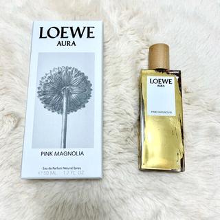 ロエベ(LOEWE)のロエベ LOEWE ピンクマグノリア 50ml 新品未使用(香水(女性用))