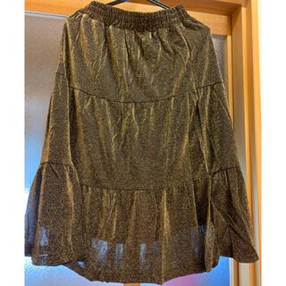 グレイル(GRL)の【GRL】【Riche glamour】ロングスカート(ロングスカート)
