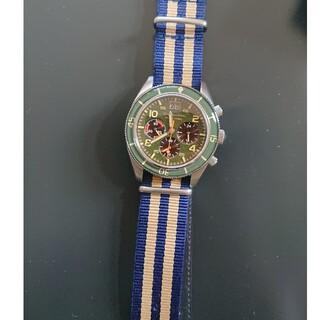 セイコー(SEIKO)のスピニカー  FleussChronograoh 腕時計  Spinnaker(腕時計(アナログ))