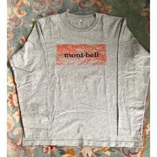 モンベル(mont bell)の《古着》モンベル長袖ロングTシャツ(Tシャツ/カットソー(七分/長袖))