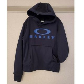 オークリー(Oakley)の新品 お値下げ OAKLEY オークリー ビッグロゴ パーカー 130/140(ジャケット/上着)