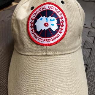 カナダグース(CANADA GOOSE)のカナダグース キャップ(キャップ)