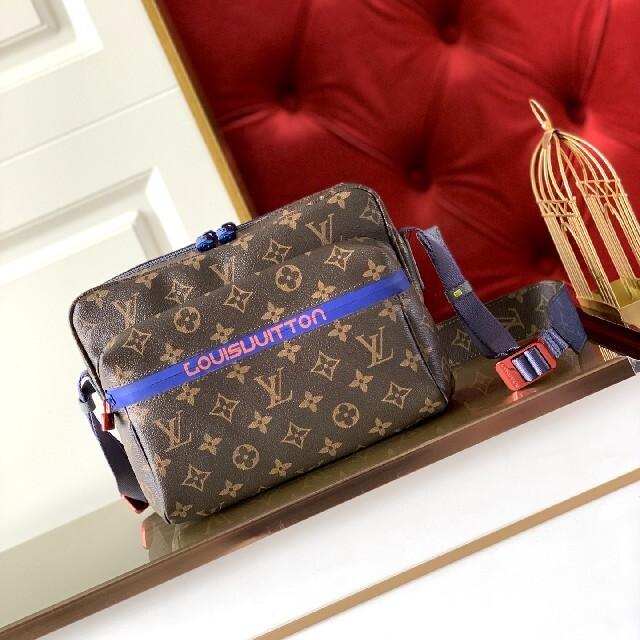 LOUIS VUITTON(ルイヴィトン)のルイヴィトン louis vuitton メッセンジャーバッグ メンズのバッグ(メッセンジャーバッグ)の商品写真