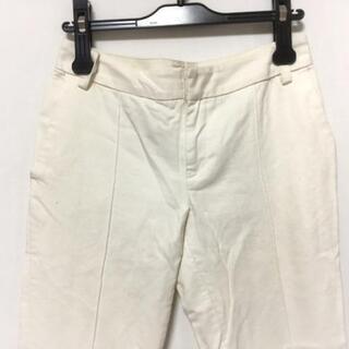 ルシェルブルー(LE CIEL BLEU)のルシェルブルー パンツ サイズ36 S(その他)