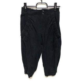 ルシェルブルー(LE CIEL BLEU)のルシェルブルー パンツ サイズ36 S 黒(その他)