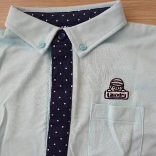 ランドリー(LAUNDRY)のLAUNDRY ランドリー ポロシャツ キッズ 130(Tシャツ/カットソー)