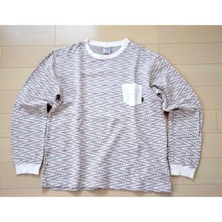 キャリー(CALEE)のCALEE - L/S Jacquard t-shirt(Tシャツ/カットソー(七分/長袖))
