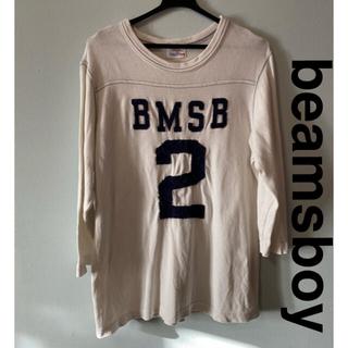 ビームスボーイ(BEAMS BOY)のbeams boy ロンT 七分袖(Tシャツ(長袖/七分))