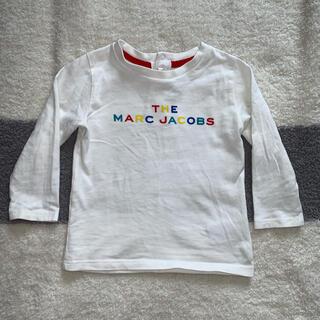 マークジェイコブス(MARC JACOBS)のマークジェイコブス★海外子供服★Tシャツ★ロンT★ほぼ未使用★2歳★86センチ(シャツ/カットソー)