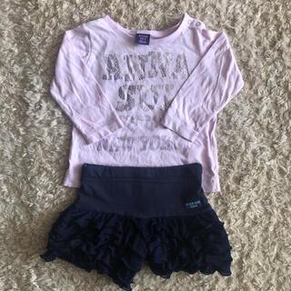 アナスイミニ(ANNA SUI mini)のANNA SUI mini(Tシャツ)
