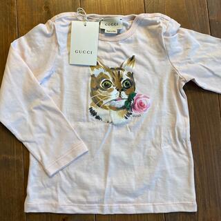 グッチ(Gucci)の未使用 タグ付き GUCCI ロンT (Tシャツ/カットソー)