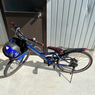ブリヂストン(BRIDGESTONE)のブリジストン 子供用自転車 24インチ(自転車)