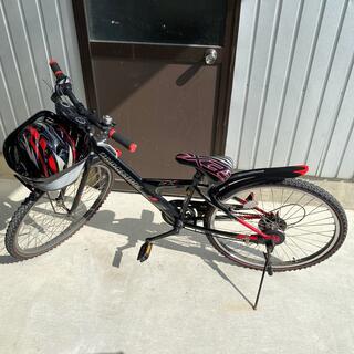 ブリヂストン(BRIDGESTONE)のブリジストン 子供用自転車 26インチ(自転車)