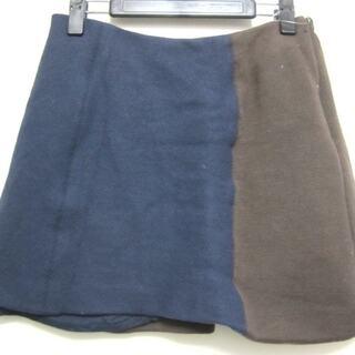 トゥモローランド(TOMORROWLAND)のトゥモローランド ミニスカート サイズ38 M(ミニスカート)
