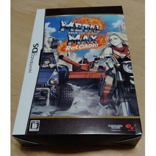 ニンテンドーDS(ニンテンドーDS)のメタルマックス2:リローデッド DS Limited Edition(携帯用ゲームソフト)