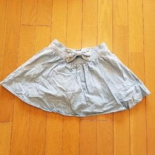 ポンポネット(pom ponette)のポンポネット☆キュロットスカート 130(パンツ/スパッツ)