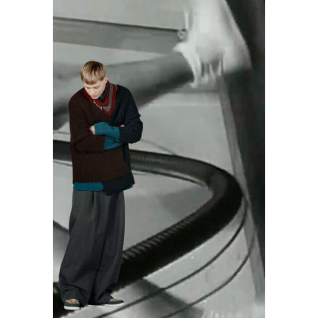 kolor(カラー)のkolor 20aw クレイジーニット メンズのトップス(ニット/セーター)の商品写真