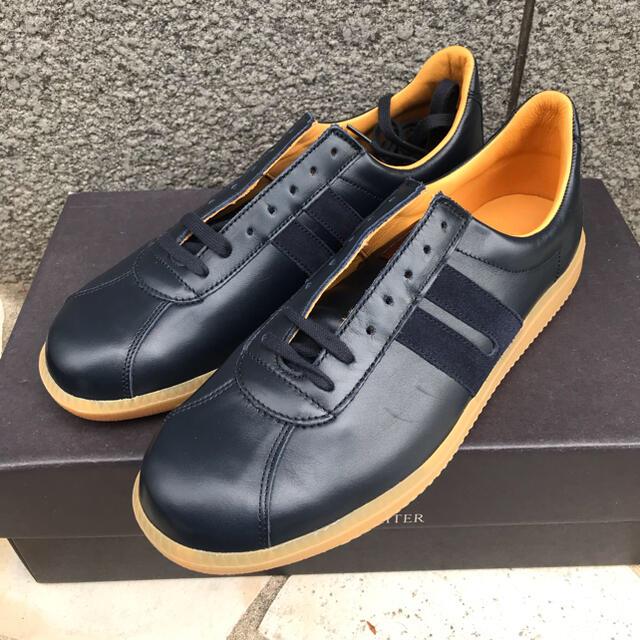 Church's(チャーチ)の新品未使用ジャーマントレーナー メンズの靴/シューズ(スニーカー)の商品写真