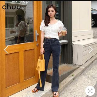 チュー(CHU XXX)のchuu デニム(デニム/ジーンズ)