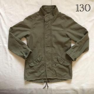 ゴートゥーハリウッド(GO TO HOLLYWOOD)のゴートゥハリウッド フィールドジャケット 130(ジャケット/上着)