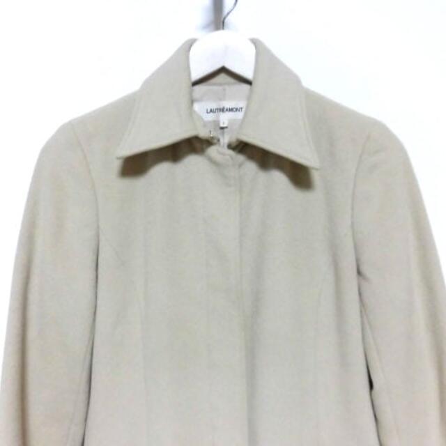 LAUTREAMONT(ロートレアモン)のロートレアモン コート サイズ3 L ベージュ レディースのジャケット/アウター(その他)の商品写真