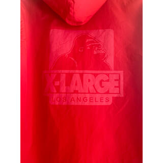 エクストララージ(XLARGE)のコーチジャケット(ナイロンジャケット)