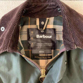 Barbour - Barbour バブアー ビデイル