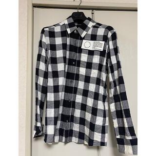 ウェアラバウツ(WHEREABOUTS)の WHEREABOUTS ウェアラバウツ ネルシャツ(シャツ)
