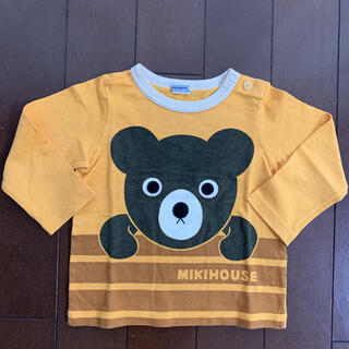 ミキハウス(mikihouse)のミキハウス ロングTシャツ90(Tシャツ/カットソー)