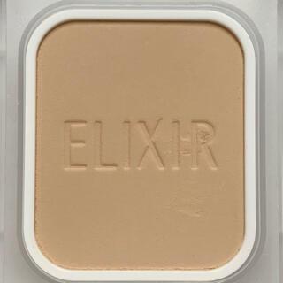 ELIXIR - エリクシールシュペリエル  リフティングモイスチャーパクトベージュオークル10
