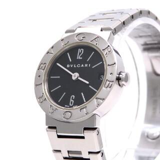 ブルガリ(BVLGARI)の【BVLGARI】ブルガリ 時計 'BB23SS' ロゴ有り後期モデル ☆美品☆(腕時計)