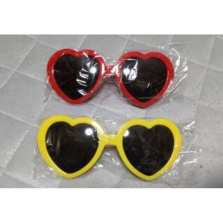 ハート型サングラス 10個セット(サングラス/メガネ)