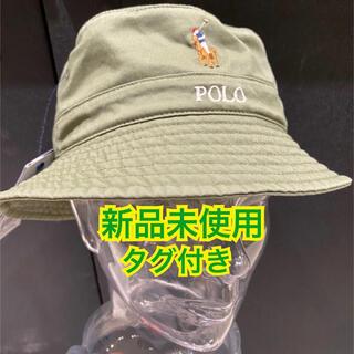 ポロラルフローレン(POLO RALPH LAUREN)のラルフローレンバケットハット バケハPOLO(ハット)